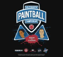 Ultimate Paintball Championship Kids Tee