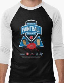 Ultimate Paintball Championship Men's Baseball ¾ T-Shirt