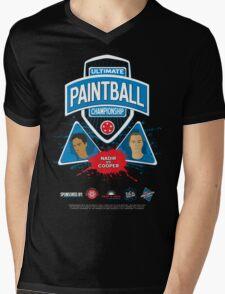 Ultimate Paintball Championship Mens V-Neck T-Shirt