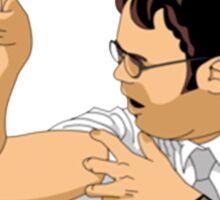 Dwight Schrute - The Gunshow Sticker