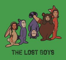 The Lost Boys by brennanpearson