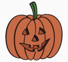 Pumpkin  One Piece - Long Sleeve