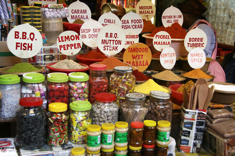 Spices by Rob Chiarolli