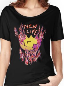 NEW LIFE  Women's Relaxed Fit T-Shirt