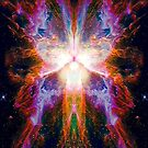 Celestial Butterfly iP4 by Hugh Fathers