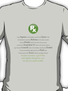 Above & Beyond Chiropractic: Health & Wellness T-Shirt