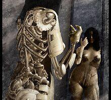 Gothic Photography Series 220 by Ian Sokoliwski