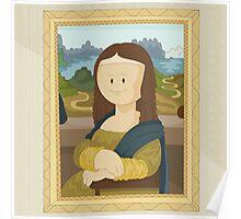 Gioconda by Leonardo Da Vinci Poster