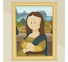 Gioconda by Leonardo Da Vinci Photographic Print