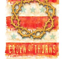 Crown of Thorns  by KenRinkel