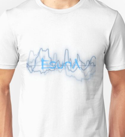 Esuna Wave Unisex T-Shirt