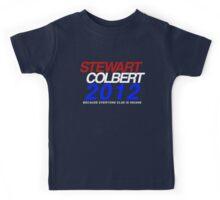 Stewart / Colbert 2012 Kids Tee