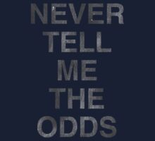 Never Tell Me The Odds! Baby Tee