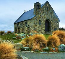 Church of the Good Shepherd by Jill Fisher