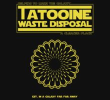 Tatooine Disposal by RetroGameAddict