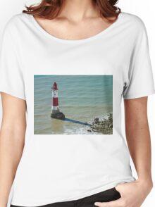 Beachy Head Lighthouse Women's Relaxed Fit T-Shirt