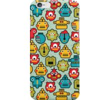 Cute masks. iPhone Case/Skin