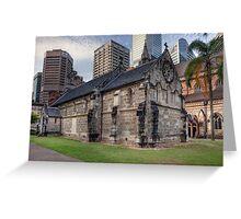 Saint Stephen's Chapel • Brisbane • Australia Greeting Card