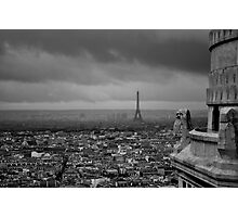 From the Sacre Coeur Photographic Print