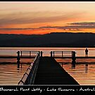 Postcard Boonerah Point Jetty by Masterclass