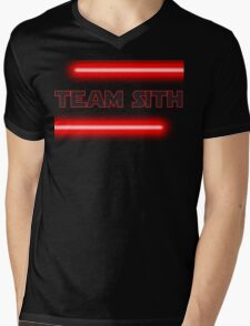 Team Sith Mens V-Neck T-Shirt