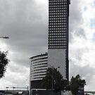 Plaza Tower, New Orleans, Louisiana by AJ Belongia