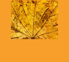 Detailed Fall Maple Leaf Texture 11 Unisex T-Shirt