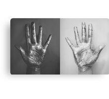 Ten Fingers Canvas Print