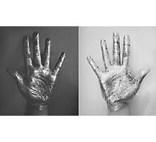 Ten Fingers Photographic Print