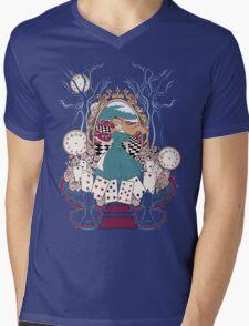 Alice Mens V-Neck T-Shirt