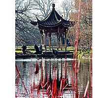 The Butterfly Lovers Pavillion Photographic Print