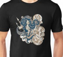 The Dark Mermaid Princess Unisex T-Shirt