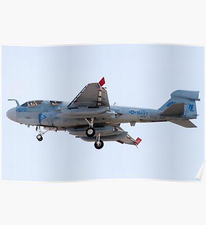 163396 NL-520 EA-6B Prowler Poster
