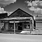 The Old Corner Store - mono by bazcelt