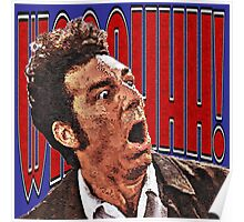 Shocked Kramer Poster