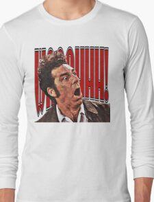Shocked Kramer Long Sleeve T-Shirt