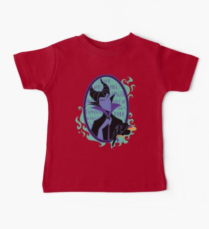 The Mistress of All Evil Baby Tee