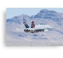 EA-18G Growler, 166894 Cruising Out Canvas Print