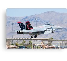 EA-18G Growler, 166894, Taking Off Canvas Print