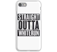 Straight Outta Whiterun  iPhone Case/Skin