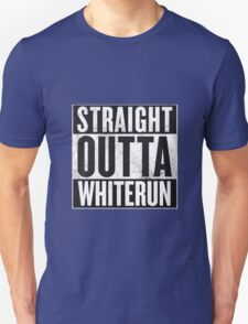 Straight Outta Whiterun  Unisex T-Shirt