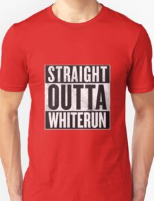 Straight Outta Whiterun  T-Shirt