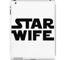 Star Wife iPad Case/Skin