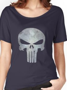 The Punisher Logo Women's Relaxed Fit T-Shirt