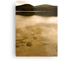 Smith Lake, Great Lakes shire, NSW Metal Print