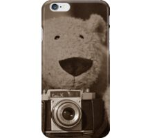 TC is a photographer too iPhone Case/Skin