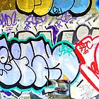Brooklyn Graffiti 11 by andytechie