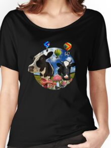 Magic mushroom part 2 Women's Relaxed Fit T-Shirt