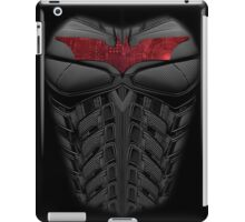 Batman armour iPad Case/Skin