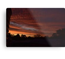 Sunset of the South Metal Print